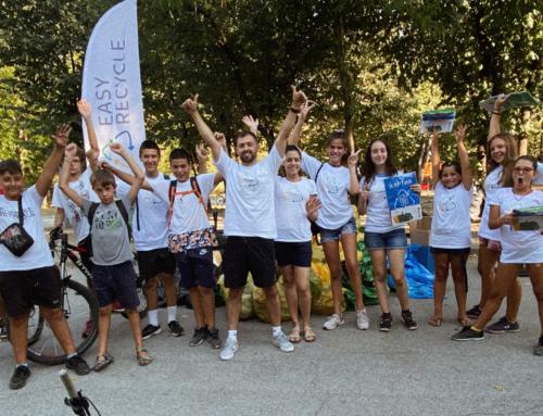 230 кг. отпадъци събраха доброволци от парк Лаута в Пловдив